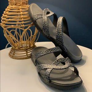 Size 11 Crocs Disney Parks sandals - LIKE NEW!